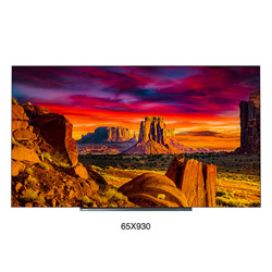有機ELテレビ65V型 65X930  [65V型 /4K対応 /BS・CS 4Kチューナー内蔵 /YouTube対応]