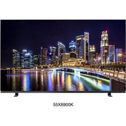 有機ELテレビ REGZA(レグザ)  55X8900K [55V型 /4K対応 /BS・CS 4Kチューナー内蔵 /YouTube対応]