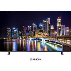 有機ELテレビ REGZA(レグザ)  65X8900K [65V型 /4K対応 /BS・CS 4Kチューナー内蔵 /YouTube対応]