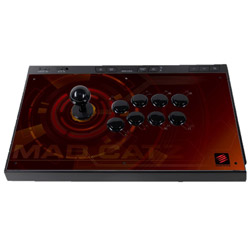 アーケードスティック EGO Arcade Stick   GAPCCAINBL000-0J [USB /Windows /8ボタン]