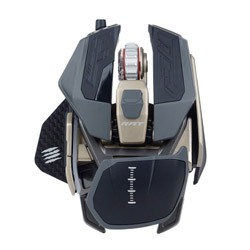 ゲーミングマウス R.A.T.PRO X3 Supreme Edition  MR05DCIGR001-0J [光学式 /10ボタン /USB /有線]