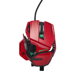 ゲーミングマウス R.A.T.8+ADV  MR06DCINRD000-0J [光学式 /11ボタン /USB /有線]