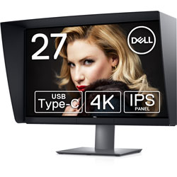 USB-C接続 PCモニター   UP2720Q-R [27型 /ワイド /4K(3840×2160)]