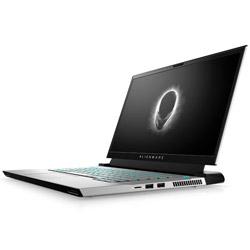 NAM85VR-ANLW ゲーミングノートパソコン ALIENWARE M15 R3 LEDライト付 ルナライト(シルバーホワイト) [15.6型 /intel Core i7 /SSD:1TB /メモリ:16GB /2020年夏モデル]
