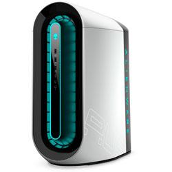 DELL(デル) DA90VR-ANLW ゲーミングデスクトップパソコン ALIENWARE AURORA R11 LEDライト付 ルナライト(シルバーホワイト) [モニター無し /HDD:2TB /SSD:512GB /メモリ:16GB /2020年夏モデル]