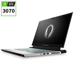 DELL(デル) NAM85E-BHLW ゲーミングノートパソコン Alienware m15 R4 ルナライト(シルバーホワイト) [15.6型 /intel Core i7 /SSD:1TB /メモリ:16GB /2021年春モデル]