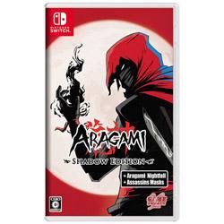 Aragami:Shadow Edition   HAC-P-AQ4HB [Switch]