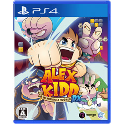 Alex Kidd in Miracle World DX 【PS4ゲームソフト】