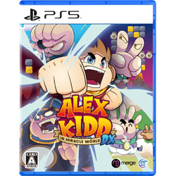 Alex Kidd in Miracle World DX 【PS5ゲームソフト】