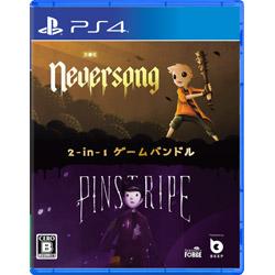ネバーソング&ピンストライプ 【PS4ゲームソフト】