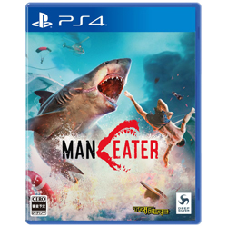 Maneater 【PS4ゲームソフト】