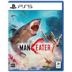 Maneater (マンイーター) 【PS5ゲームソフト】