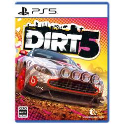 DIRT 5 【PS5ゲームソフト】