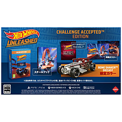 Hot Wheels Unleashed- Challenge Accepted Edition 【PS4ゲームソフト】