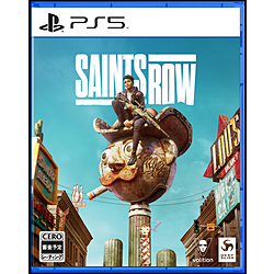 Saints Row (セインツロウ) 【PS5ゲームソフト】
