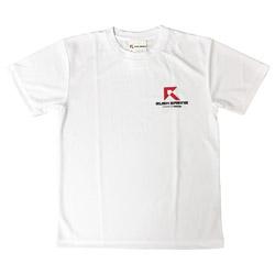 ドライTシャツ 白