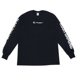 ロングTシャツ 2019 BLACK
