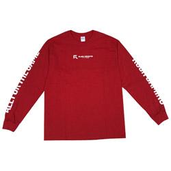 ロングTシャツ 2019 RED