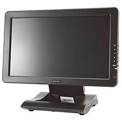 業務用液晶ディスプレイ LCD1012 ブラック [ワイド /WSVGA(1024×600)]