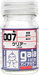 クリアーカラーシリーズ 007 クリアー (光沢)