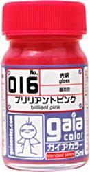 基本カラーシリーズ 016 ブリリアントピンク (光沢)