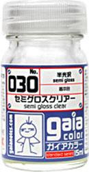クリアーカラーシリーズ 030 セミグロスクリアー (半光沢)