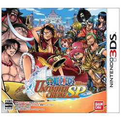 [Used] One Piece Unlimited Cruise SP [3DS]