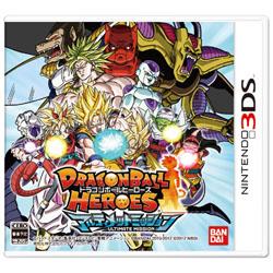 ドラゴンボールヒーローズ アルティメットミッション【3DS】   [ニンテンドー3DS]
