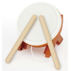 【在庫限り】 Wii専用コントローラー 太鼓とバチ【Wii】