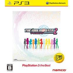 [使用]偶像大師2的PlayStation 3最佳[PS3]