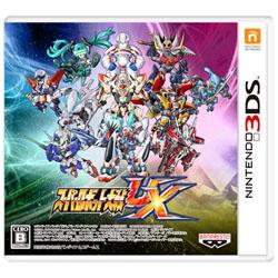 [使用]超级机器人大战UX [3DS]