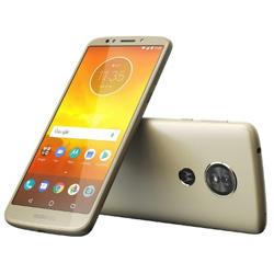 モトローラ Moto E5 ファインゴールド 「PACH0014JP」Snapdragon425 5.7型 nanoSIMx2 DSDS対応 SIMフリースマートフォン