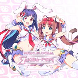 MOSAIC. WAV / 15周年アルバム「MiracleluminalΣAKIBA-POP!」 通常盤 CD