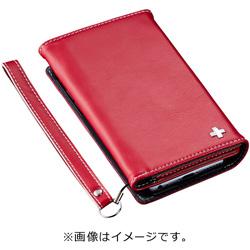 【クリックで詳細表示】iPhone 6s/6用 フリップノートカードケース レッド BillFold TR-FNCIP154-NRD