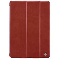 iPad mini 4用 FlipShell フリップシェルケース レッド Simplism TR-FSIPDM15-NRD