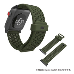 Apple Watch 44/42mm 4/3/2/1 バンド CTSBAW1742AG