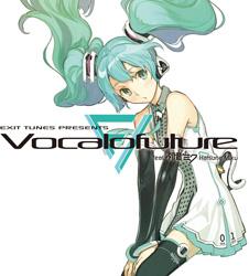 EXIT TUNES PRESENTS Vocalofuture feat.初音ミク CD