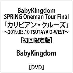 BabyKingdom / SPRING Oneman Tour Final-2019.05.10- DVD
