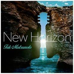 Tak Matsumoto/New Horizon 【CD】 [Tak Matsumoto /CD]