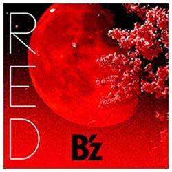 B'z/RED 初回限定盤 【CD】