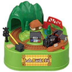 TRAIN BANK 2番線 機関車