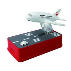 飛行機貯金箱 JAL