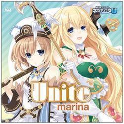 MARINA / UNITE超次元アクション ネプテューヌU ED CD