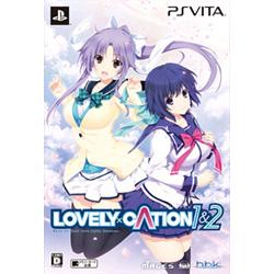 LOVELY×CATION (ラブリケーション) 1&2 限定版 【PS Vitaゲームソフト】