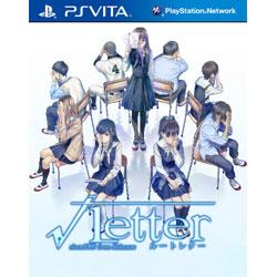 √Letter ルートレター 通常版 【PS Vitaゲームソフト】