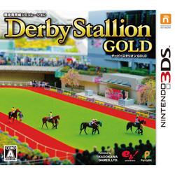 〔中古品〕 ダービースタリオン GOLD【3DSゲームソフト】   [ニンテンドー3DS]