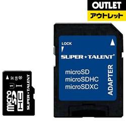 microSDHCカード SUPERTALENT ST32MSU1P [32GB /Class10]