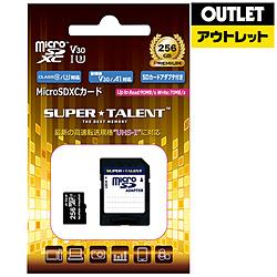 microSDXCカード ST56MSU1P [256GB /Class10]