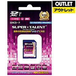 SDXCカード ST12SU1P [512GB /Class10]