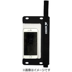 スマートフォン用防水バッグ[5.5インチまで対応] ハンドストラップ/ネックストラップ/カラビナ付 AM-BMB-BK01 ブラック Water Sports Mobile Bag